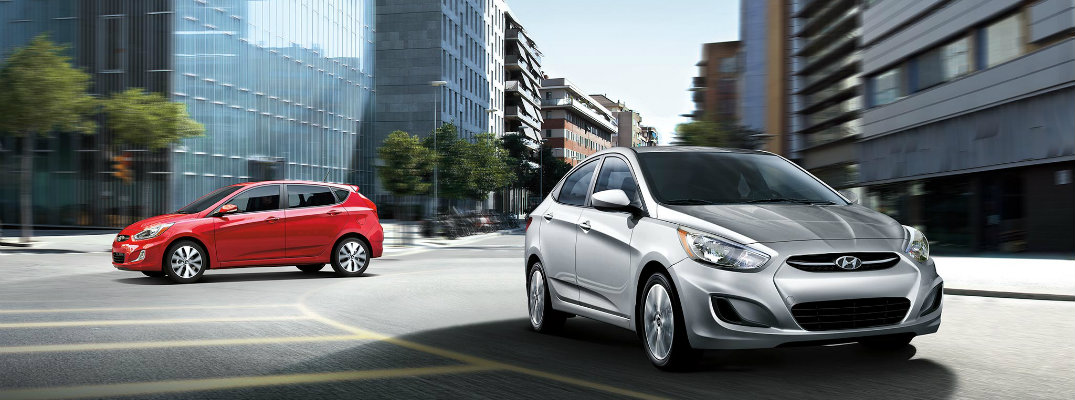 2017 Hyundai Accent color options