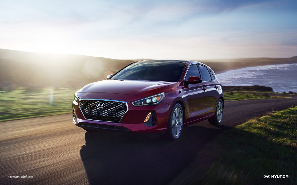 when does the 2018 hyundai elantra gt come to north carolina. Black Bedroom Furniture Sets. Home Design Ideas