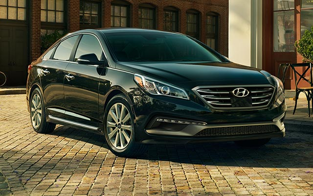 2017 Hyundai Sonata Phantom Black