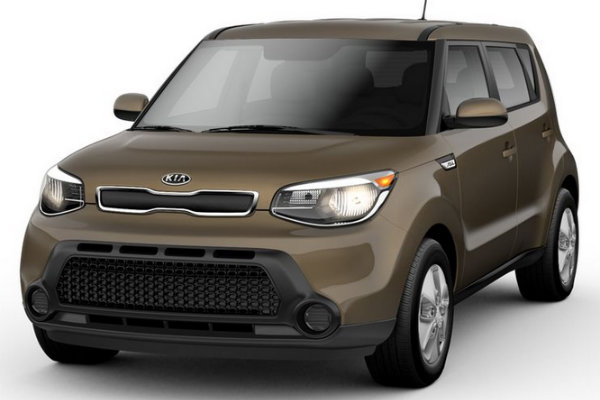 2016 Kia Soul Color Options