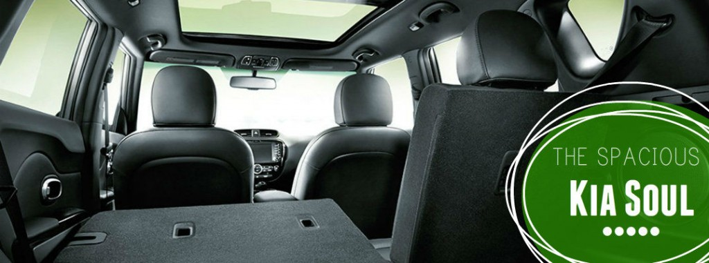 how much space is in the kia soul. Black Bedroom Furniture Sets. Home Design Ideas