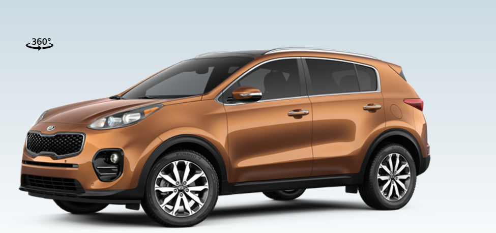 2017 kia sportage color options in high point nc. Black Bedroom Furniture Sets. Home Design Ideas