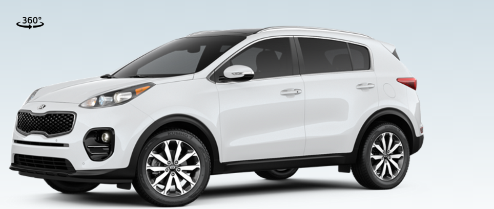 2017 Kia Sportage Color Options In High Point NC