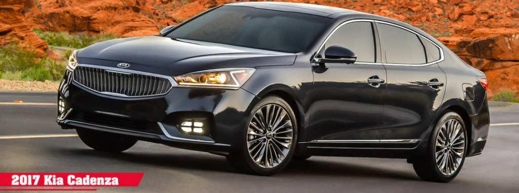 2017 kia cadenza features and specs. Black Bedroom Furniture Sets. Home Design Ideas