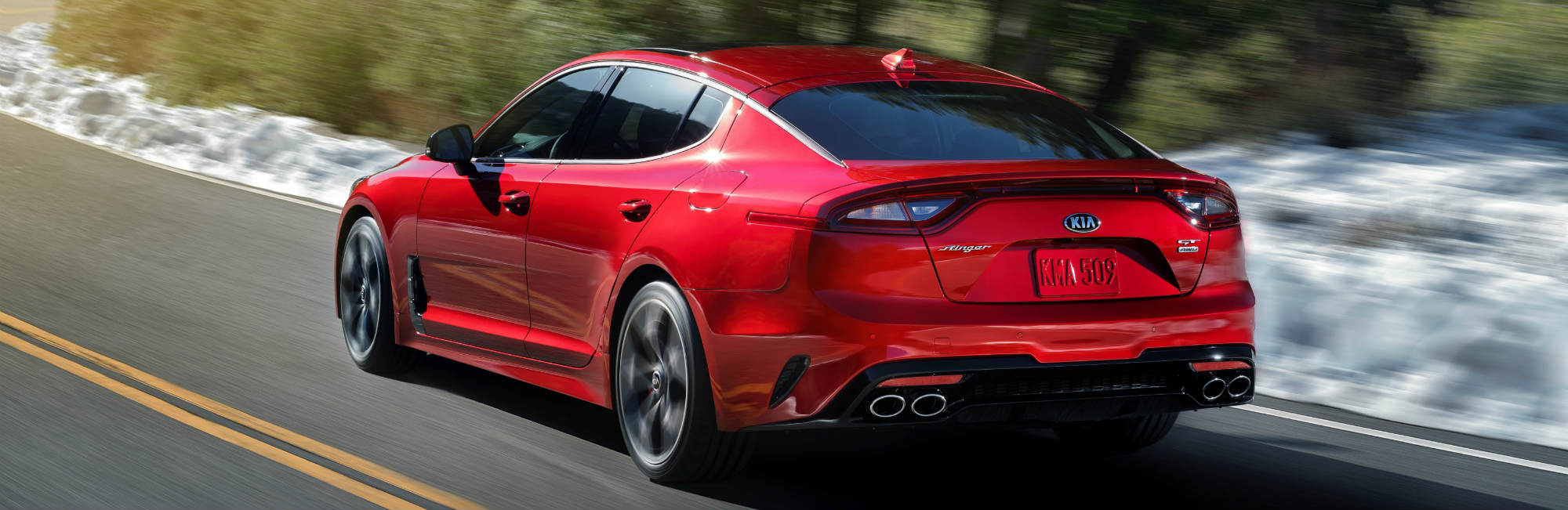 2018 Kia Stinger Release Date New Car Release Date And