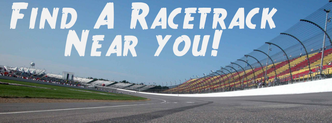 Find a racetrack near you