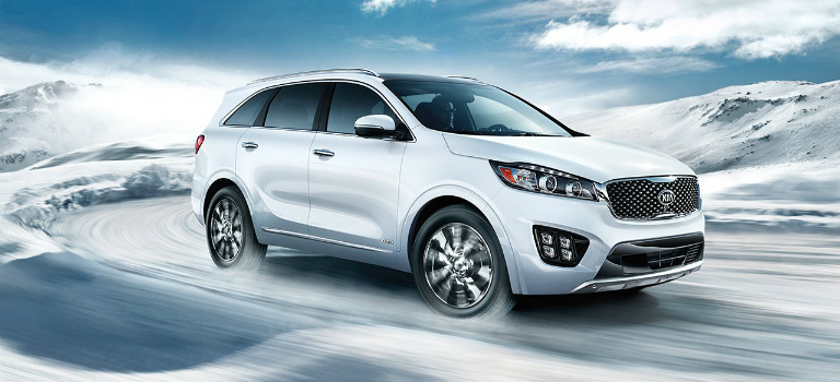 2018 Kia Sorento with AWD