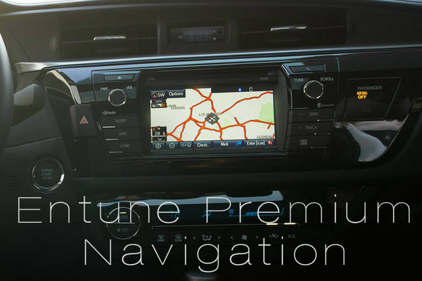 how to stop toyota navigation