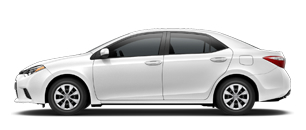 differences between 2016 toyota corolla l and le trims. Black Bedroom Furniture Sets. Home Design Ideas