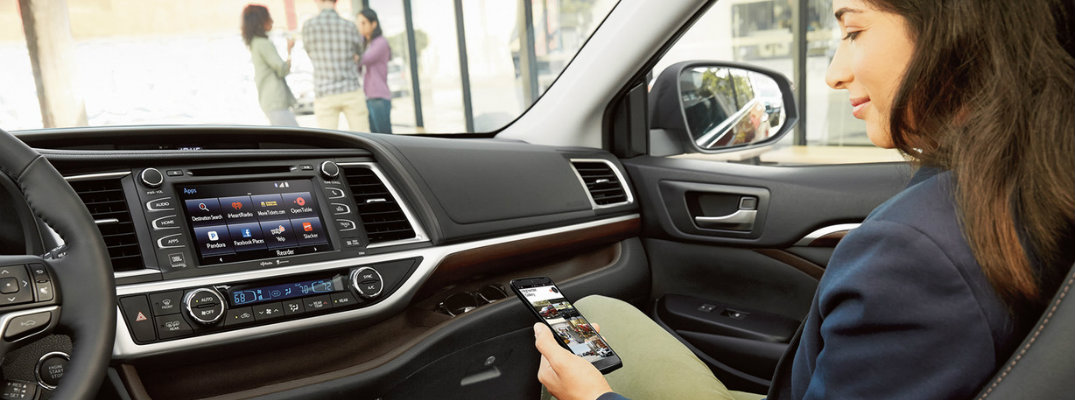 Toyota Fairfield Ca >> How to pair Galaxy S6 to 2016 Highlander Bluetooth