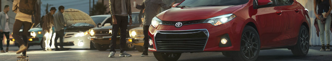 How to turn off Daytime Running Lights in 2016 Toyota Corolla