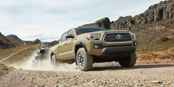 Toyota Tacoma Dimensions >> 2017 Toyota Tacoma Engine Specs And Performance Capabilities