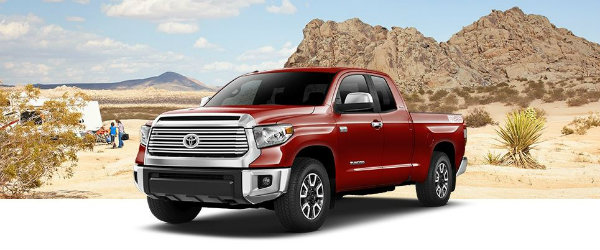 2017 Toyota Tundra TRD Off Road Package