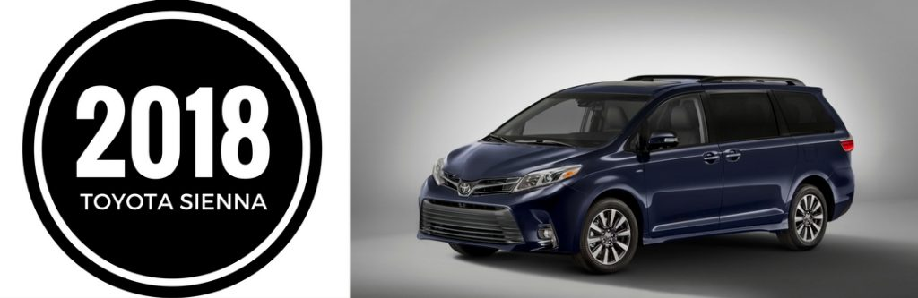 2018 toyota sienna technology specs and release date. Black Bedroom Furniture Sets. Home Design Ideas