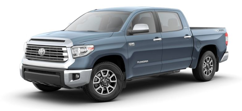 2018 Toyota Tundra Color Options