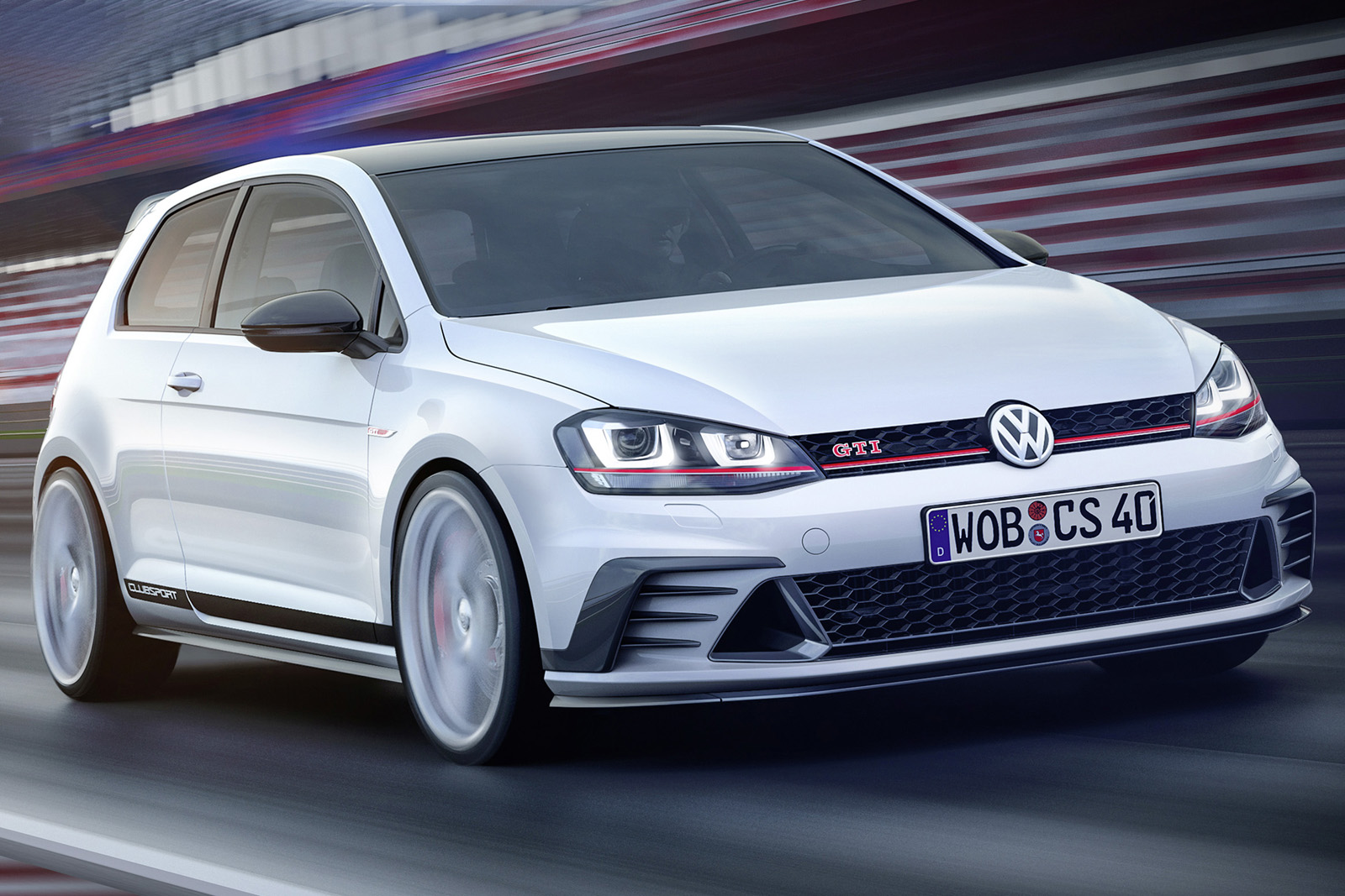 release date and pricing on the 2016 vw golf gti clubsport. Black Bedroom Furniture Sets. Home Design Ideas
