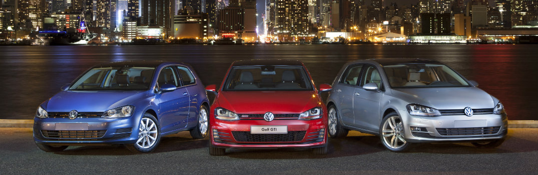 differences between the 2015 volkswagen golf golf gti and golf r. Black Bedroom Furniture Sets. Home Design Ideas