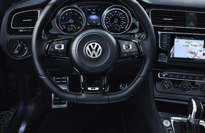Differences Between The 2015 Volkswagen Golf Golf Gti And