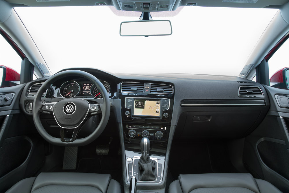2016 volkswagen golf upgrades and specs for Interior volkswagen golf