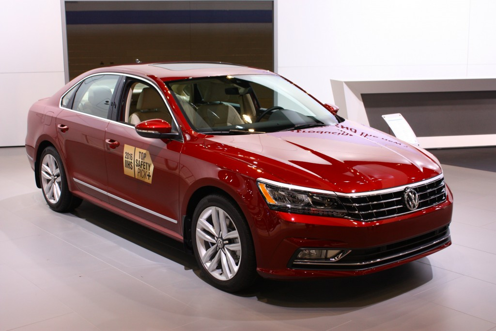 What Is Vw Showing At The Chicago Auto Show 2016