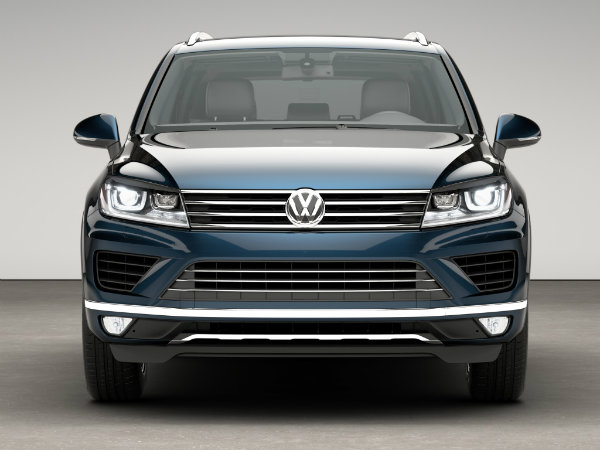 What is Dynamic Shift Program in the 2016 VW Touareg?