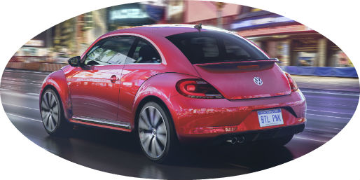 What is special about the Limited-Edition 2017 VW Pink Beetle?