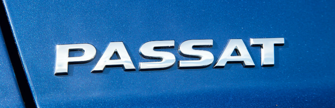 Where did the Volkswagen Passat get its name