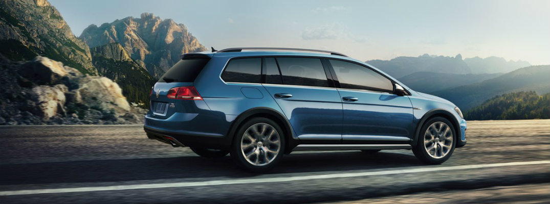 2017 Volkswagen Golf Alltrack named Canadian Car of the Year