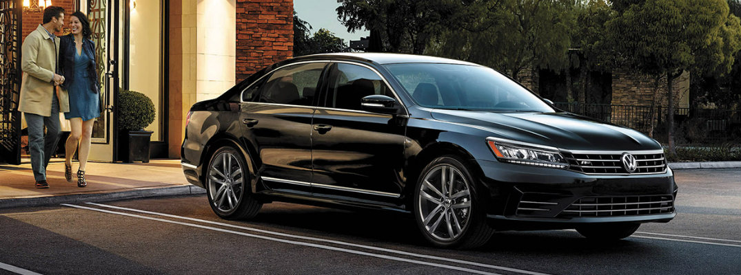 2017 Volkswagen Passat fuel economy and driving range