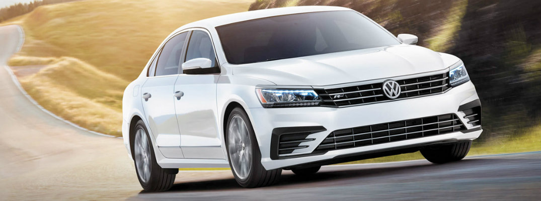 2017 Volkswagen Passat available engine options and performance