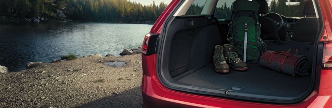 Does the New Golf Alltrack Fit a Kayak?