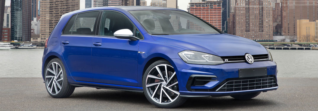 2018 Volkswagen Golf R Engine And Performance Features