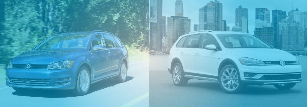 Difference Between the VW Golf Sportwagen and Alltrack_o