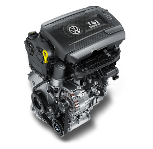 Benefits of VW turbocharged engines