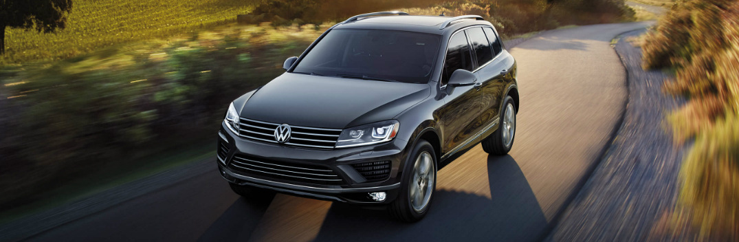 What Are The Features In 2017 Vw Touareg Wolfsburg Edition