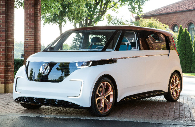 Vw Budd E Van Named 2016 Concept Truck Of The Year