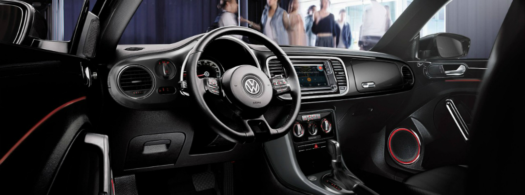 Features and Technology of the 2017 Volkswagen Beetle Driver Side