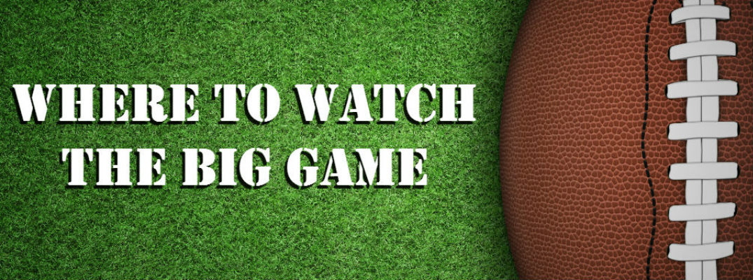 Where to watch the Super Bowl in the Folsom Lake area