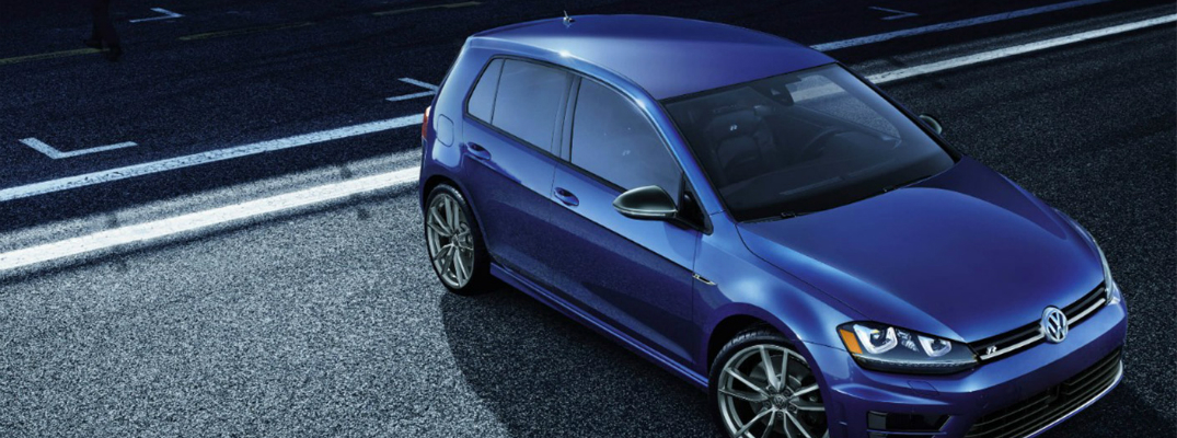 3 Amazing Design Features of the 2017 Volkswagen Golf R Exterior