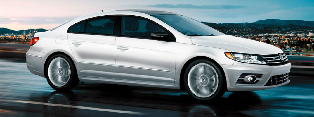 Performance and Design Features of the 2017 Volkswagen CC Exterior
