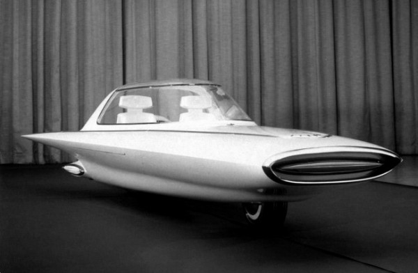 The concept car of 1961