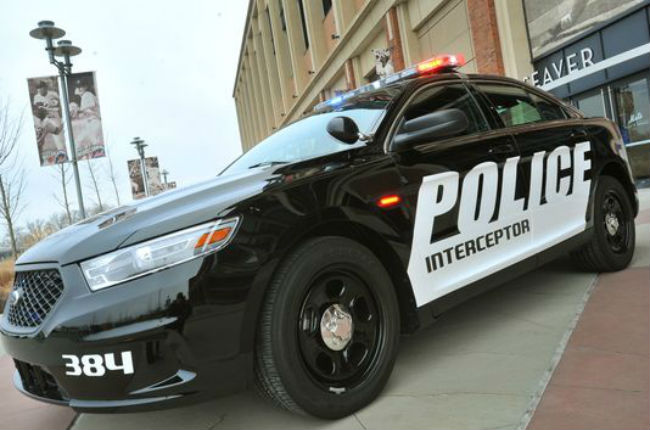 The Police Interceptor is equipped with the new safety feature