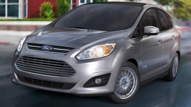 The Ford C-Max is one of many things Ford is working on for Green Driving