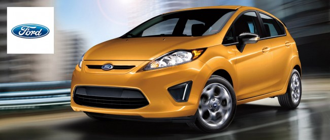 The 2015 Ford Fiesta
