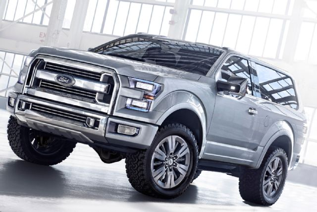 2016 Ford Bronco >> 2016 Ford Bronco It S Engine And Specs