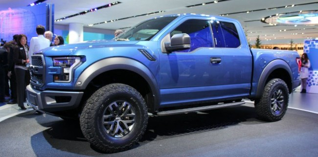 The new Raptor