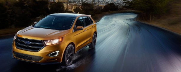 2 7l ecoboost v6 engine in the 2015 ford edge. Black Bedroom Furniture Sets. Home Design Ideas