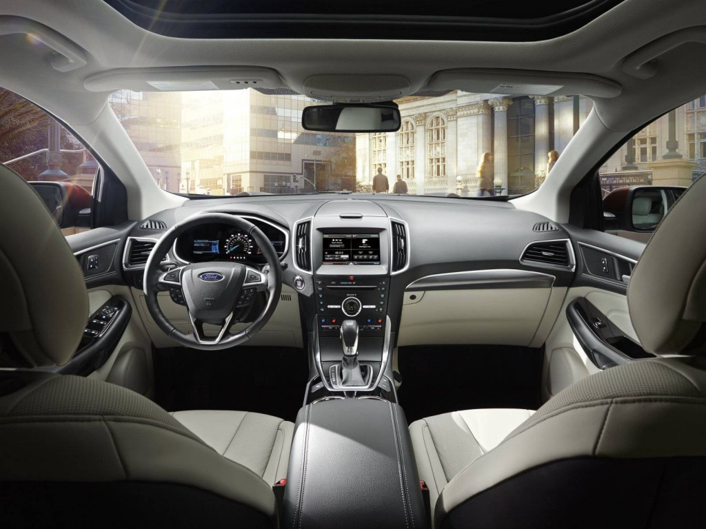 2015 Ford Edge Interior