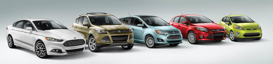 Ford-line-up