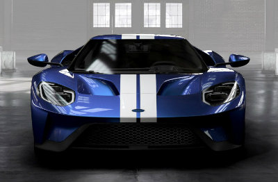 Ford Gt Limited Production
